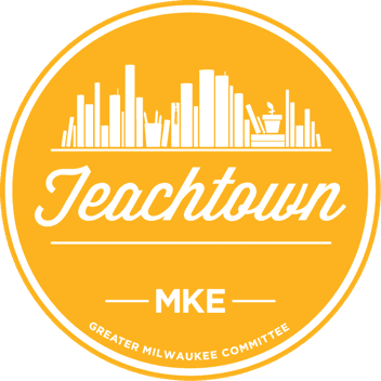 logo for Teachtown MKE